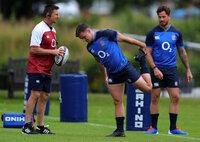 England training session, London, UK - 9 Jul 2019