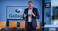 Gallagher Premiership Rugby fixtures Launch, London, UK - 10 Jul