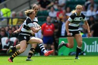 England Women v Barbarians Women, Twickenham, UK - 2 Jun 2019