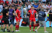 Exeter Chiefs v Saracens, Twickenham, UK - 1 Jun 2019