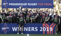 Northampton Saints v Saracens, Northampton, UK - 17 Mar 2019