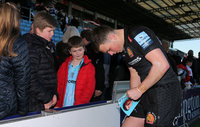 Exeter Chiefs v Bath Rugby, Exeter, UK - 24 Mar 2019