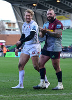 Harlequins v Gloucester Rugby, London, UK - 10 Mar 2019