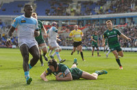 London Irish v Doncaster Knights, Reading, UK - 23 Mar 2019