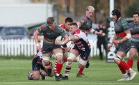 Rosslyn Park v Plymouth Albion, London, UK - 23 Mar 2019