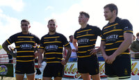 Cornwall RFU v Hertfordshire RFU, Redruth, UK - 11 Mar 2019