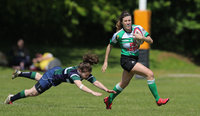 Devon Women v Berkshire Women, Crediton, UK - 11 Apr 2019