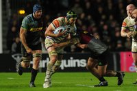 Harlequins v Leicester Tigers, Twickenham, UK - 3 May 2019