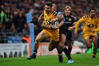 Exeter Chiefs v Wasps, Exeter, UK - 30 Nov 2019