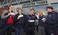 Premiership Rugby Scholarship Day 7, Leicester, UK - 2 Nov 2019