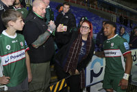 London Irish and Leicester Tigers, Reading, UK - 10 Nov 2019