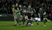 Northampton Saints v Harlequins, UK - 1 Nov 2019