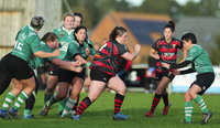 Cullompton Ladies RFC v Chew Valley Ladies RFC, Cullompton, UK - 27 Oct 2019