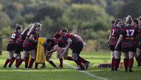 Cullompton Ladies RFC v Chew Valley Ladies RFC, Cullompton, UK - 27 Oct 2019