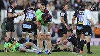 Exeter Chiefs v Harlequins, Exeter, UK - 19 Oct 2019
