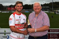 Plymouth Albion v Canterbury, Plymouth, UK - 5 Oct 2019