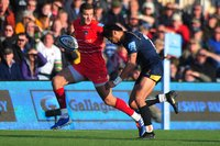 Worcester Warriors v Leicester Tigers, Worcester, UK - 19 Oct 20