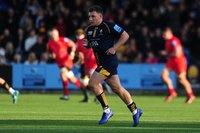 Worcester Warriors v Leicester Tigers, Worcester, UK - 19 Oct 2019