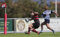 Cullompton Ladies RFC v Newbury Ladies, Cullompton, UK - 8 Sept 2019
