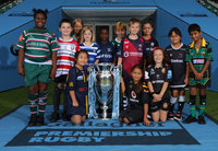 Gallagher Premiership Rugby Launch, Twickenham, UK - 11 Sept 2019