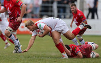 Plymouth Albion v Rotherham Titans, Plymouth, UK - 21 Sep 2019