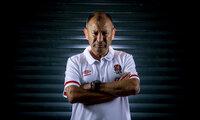 Eddie Jones UMBRO, Bagshot, UK - 27 Aug 2020