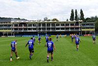 Bath Rugby v Wasps, Bath, UK - 31 Aug 2020