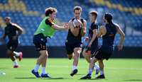 Worcester Warriors Training, Worcester, UK - 3 Aug 2020