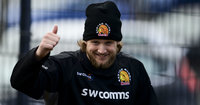 Exeter Chiefs Training Session, Exeter, UK - 9 Dec 2020