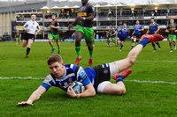 Bath Rugby v Harlequins, Bath, UK - 22 Feb 2020