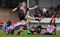 Exeter Chiefs v Harlequins, Exeter, UK - 2 Feb 2020
