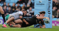 Exeter Chiefs v Northampton Saints, Exeter, UK - 23 Feb 2020