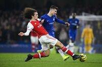 Chelsea v Arsenal, London, UK - 21 Jan 2020.