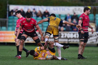 Cornish Pirates v Yorkshire Carnegie, Penzance, UK - 12 Jan 2019