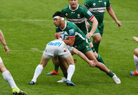 London Irish and Exeter Chiefs, Reading, UK - 05 Jan 2020