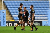 Wasps v Northampton Saints, Coventry, UK - 5 Jan 2019