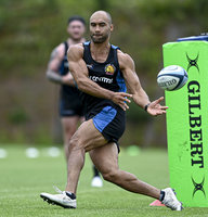 Exeter Chiefs Training Session, Exeter, UK - 19 Jun 2020