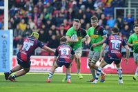 Bristol Bears v Harlequins, Bristol, UK - 8 Mar 2020