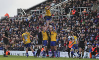 Exeter Chiefs v Bath Rugby, Exeter, UK - 7 Mar 2020