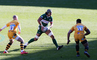 London Irish and Wasps, Reading, UK - 01 Mar 2020