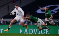 England v Ireland, Twickenham, UK - 21 Nov 2020