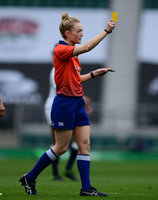 England Women v France Women, Twickenham, UK - 21 Nov 2020
