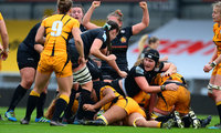 Exeter Chiefs Women v Wasps Women, Exeter, UK - 28 Nov 2020