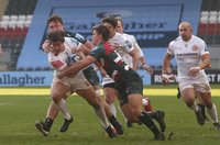 Leicester Tigers v Exeter Chiefs, Leicester, UK - 05 Dec 2020