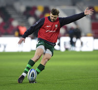 London Irish v Leicester Tigers, London, UK - 29 Nov 2020