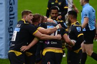 Wasps v Bristol Bears, Coventry, UK - 22 Nov 2020