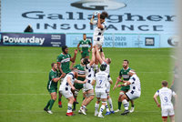 London Irish v Bristol Bears, London, UK - 04 Oct 2020