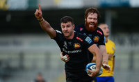 Exeter Chiefs v Bath Rugby, Exeter, UK - 10 Oct 2020