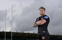 Exeter Chiefs Training Session, Exeter, UK - 21 Oct 2020