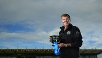 Rob Baxter, Global Reach Director of Rugby of the Season winner,